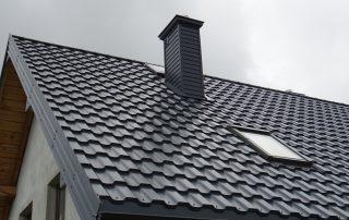 mustang de lux zdjęcie dachu