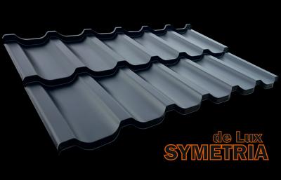 blachodachówka-symetria-de-lux